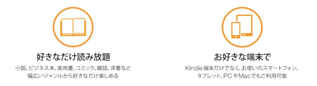 Kindle-Unlimited説明